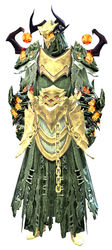 Flame Legion armor (light) sylvari male front.jpg