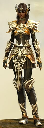 Luminous armor (light) human female front.jpg