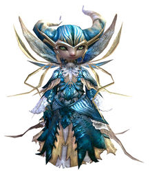 Nightmare Court armor (light) asura female front.jpg
