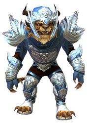 Glorious Hero's armor (medium) charr male front.jpg