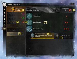 Mastery - Guild Wars 2 Wiki (GW2W)