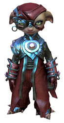 Auxiliary Powered armor asura female front.jpg