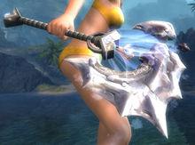 Fractal Axe Guild Wars 2 Wiki Gw2w