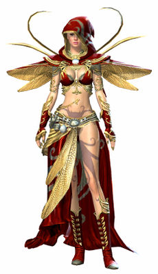 Winged armor human female front.jpg