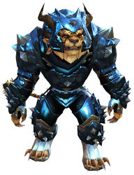 Studded Plate armor charr male front.jpg