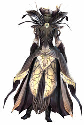Nightmare Court armor (light) sylvari female front.jpg