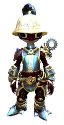 Aetherblade armor (heavy) asura female front.jpg