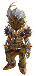 Nightmare Court armor (heavy) asura female front.jpg