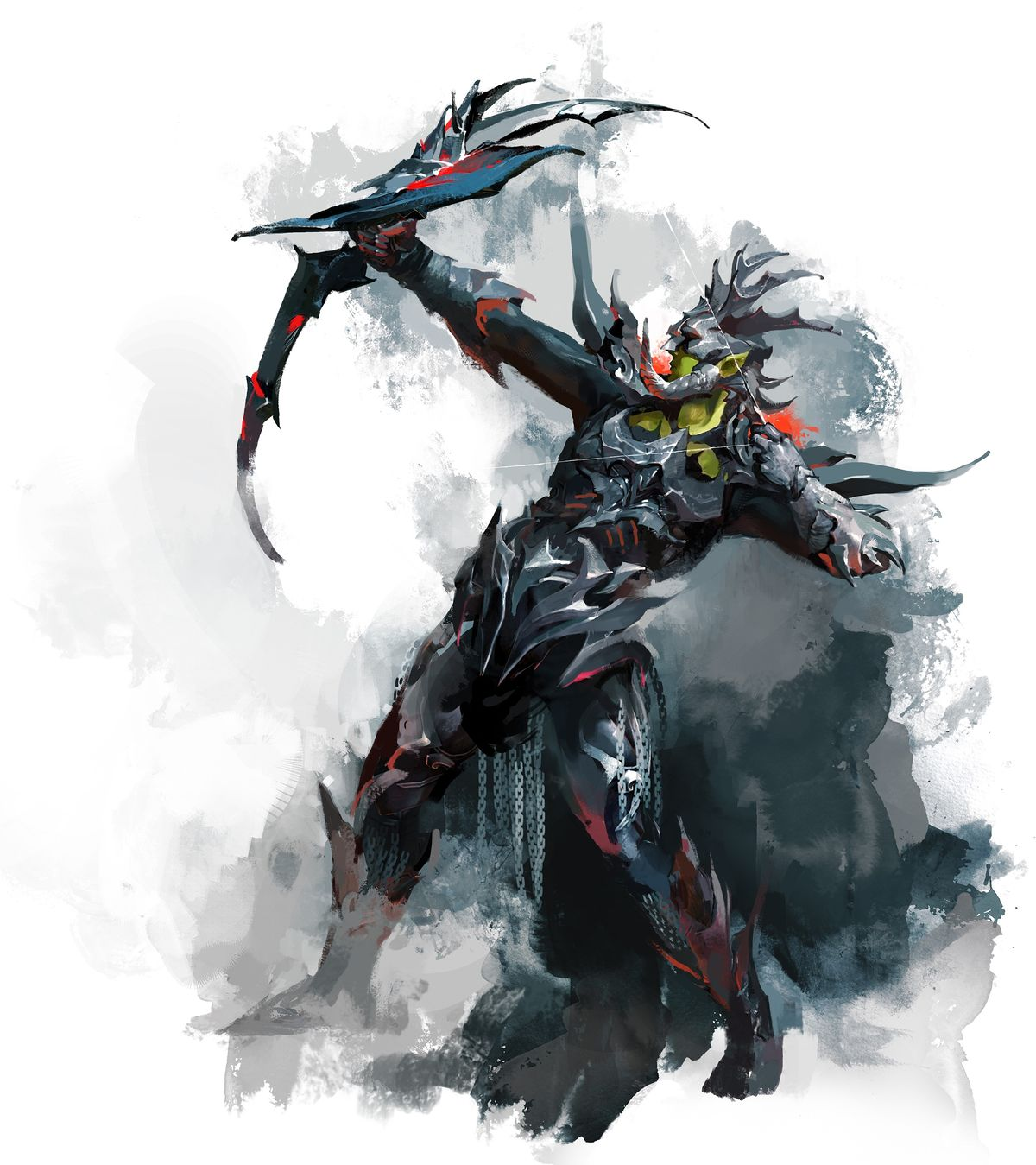 The Renegade - return from the Mists to haunt your foes
