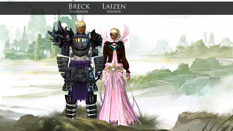 Guild Wars 2 Anime Characters : User saxon characters guild wars wiki gw w