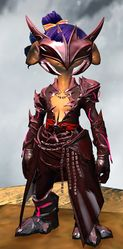 Warbeast armor (light) asura female front.jpg