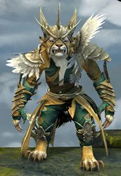 Bounty Hunter's armor (light) charr female front.jpg