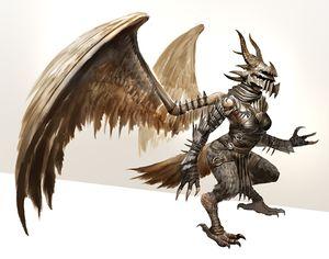 Harpy - Guild Wars 2 Wiki (GW2W)