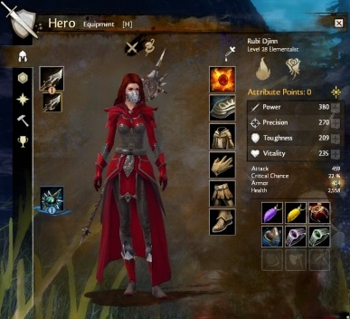 Guild Wars 2 Elementalist Introduction | GuideScroll