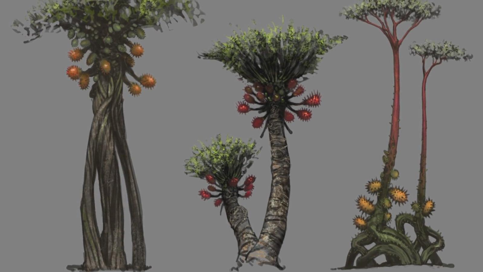 ¡Concurso! Flora de Dust Plants_concept_art_03