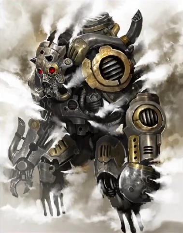 Le Phénix Enchaîné #4 Robot_02_concept_art