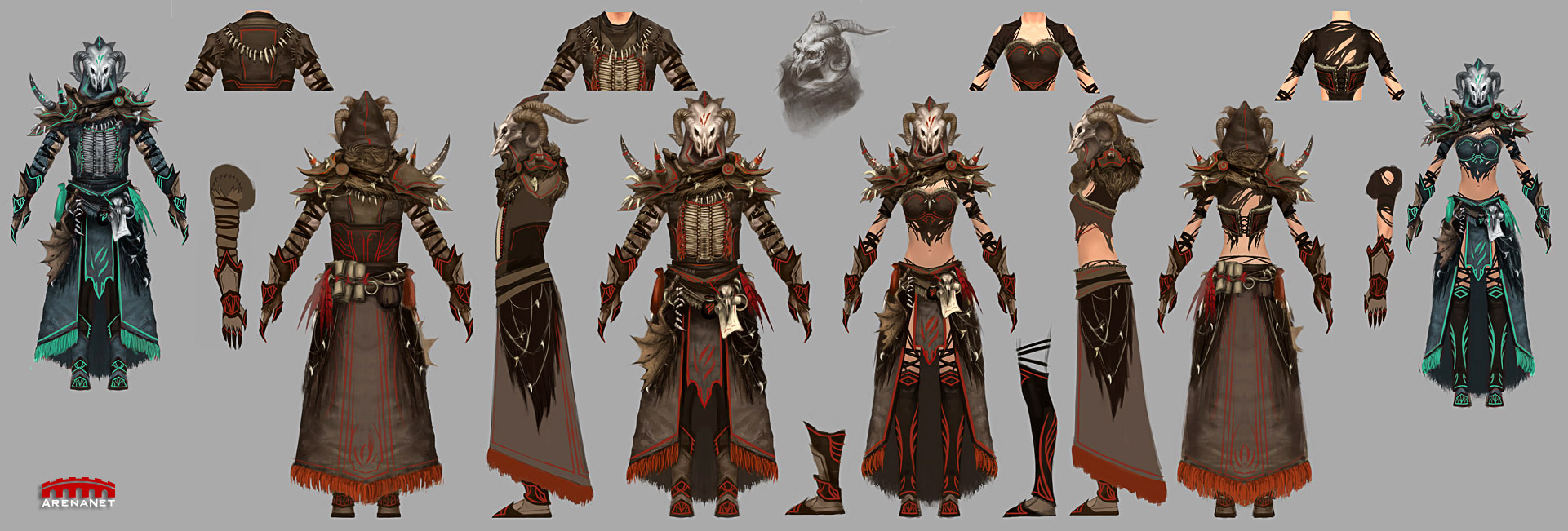 guild wars 2 armor - photo #40