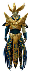 Dwayna's Regalia Outfit sylvari male front.jpg