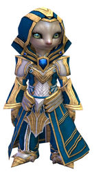 Priory's Historical armor (light) asura female front.jpg
