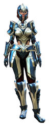 Priory's Historical armor (heavy) human female front.jpg