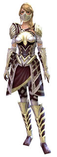 Priory's Historical armor (medium) human female front.jpg