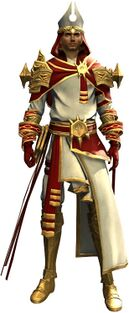 White Mantle Outfit human male front.jpg