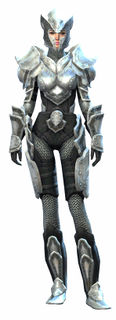 Heavy Plate armor human female front.jpg