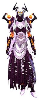 Flame Legion armor (light) human female front.jpg