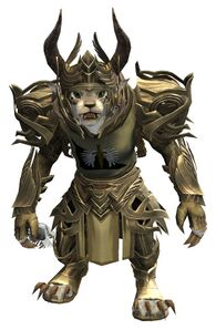 Ornate Guild armor (heavy) charr female front.jpg