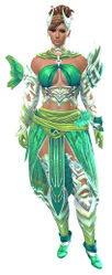 Luminescent armor (light) norn female front.jpg