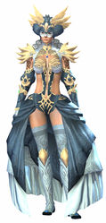 Masquerade armor norn female front.jpg