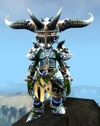 Mistforged Triumphant Hero's armor (heavy) asura male front.jpg