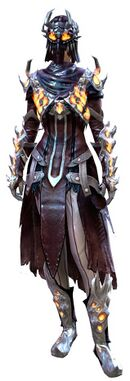 Flame Legion armor (medium) human female front.jpg