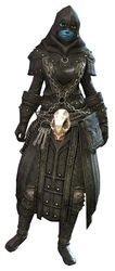 Executioner's Outfit sylvari female front.jpg