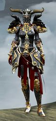 Triumphant Hero's armor (heavy) norn female front.jpg