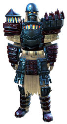 Forgeman armor (heavy) human male front.jpg