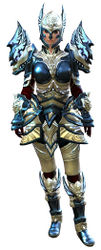 Glorious Hero's armor (heavy) norn female front.jpg