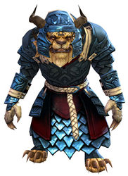 Banded armor charr male front.jpg