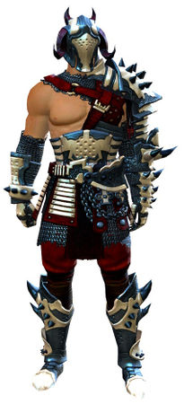 Barbaric Armor Guild Wars 2 Wiki Gw2w