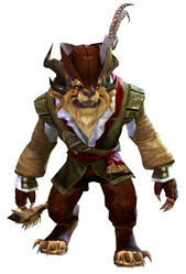 Pirate Captain's Outfit charr male front.jpg