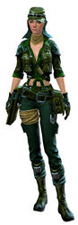 Jungle Explorer Outfit human female front.jpg