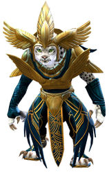 Dwayna's Regalia Outfit charr female front.jpg