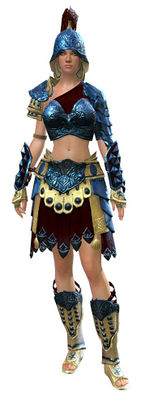 Pit Fighter armor human female front.jpg