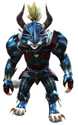 Whisper's Secret armor (heavy) charr female front.jpg