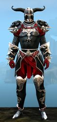 Triumphant armor (heavy) human male front.jpg