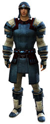 Chainmail armor human male front.jpg