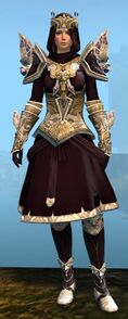 Ardent Glorious armor (light) norn female front.jpg