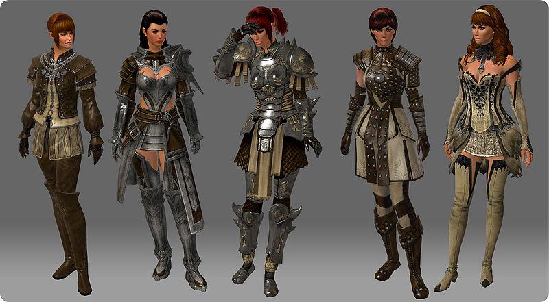 Women Armor