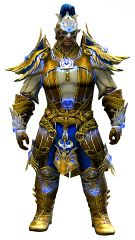 Mistforged Triumphant Hero's armor (light) norn male front.jpg