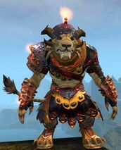 Flamewrath armor charr male front.jpg